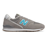 New Balance Men's CM996 - Marblehead/ Waxblue - Profile Pic