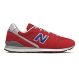 New Balance Men's 996 - Team Red/ Atlantic - Profile Pic