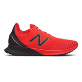 New Balance Men's Fuel Cell Echo Big League Chew - Neo Flame / Black - Profile Pic