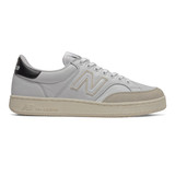 New Balance Men's Pro Court Cup - Munsell White / Black - Profile