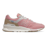 New Balance Women's 997H - Desert Rose with Incense - Profile