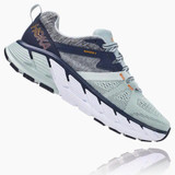 HOKA ONE ONE Women's Gaviota 2 - Moonlit Ocean / Blue Haze - Profile