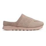 New Balance Women's 574 Slide - Smoked Salt with Phantom - Profile