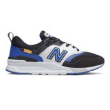 New Balance Men's 997H - Black / Team Royal - Profile