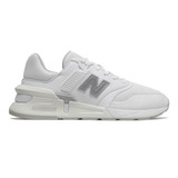 New Balance Men's 997 Sport - Munsell White / Light Aluminum - Profile