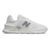 New Balance Men's 997 Sport - Munsell White / Light Aluminum - Profile