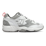 New Balance Men's 608V1 - White/Alabaster - Profile Pic