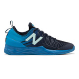 New Balance Men's Fresh Foam Lav - Vision Blue / Eclipse - Profile Pic