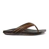 Olukai Men's Mea Ola Sandal - Dark Java - 10138-4848 - Profile