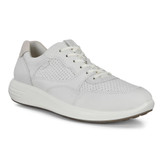 ECCO Women's Soft 7 Runner Sneakers - White - Angle