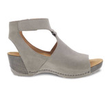 Dansko Women's Taylin - Taupe Burnished Suede - 1706-161600 - Profile 1