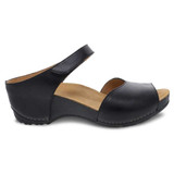 Dansko Women's Tracy - Black Burnished Calf - 1707-020200 - Profile1