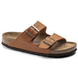 Birkenstock Arizona Soft Footbed - Ginger Brown - Angle