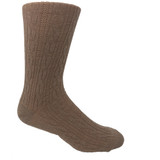 Smartwool Women's Cable II Socks - Camel