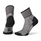 Smartwool Women's Herringbone Mini Boot Socks - Black - Dual