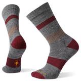 Smartwool Men's Barnsley Crew Socks - Ash - Dual