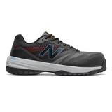 New Balance Men's 589 Composite Toe - Black / Toro Red - MID589KE - Profle