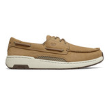 New Balance Men's 1200 Boat Shoe -Tan - MD1200TN - Profile