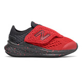 New Balance Infant Fresh Foam Fast - Team Red with Black - ITFSTSB - Profile