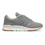 New Balance Women's 997H - Grey Multi - CW997HCG - Profile