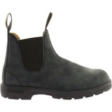 Blundstone Classic 550 Chelsea Boot - Rustic Black - M587 - Profile