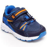 Stride Rite Kid's Made2play® Journey Sneaker - Navy - BB009101 - Profile