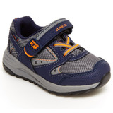 Stride Rite Kid's Made2play® Xander Sneaker - Navy - BB009401 - Profile