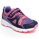 Stride Rite Kid's Made2play® Journey Sneaker - Purple Multi - CG009102 - Profile