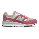 New Balance Kid's 997H - Madder Rose - GR997HAP - Profile