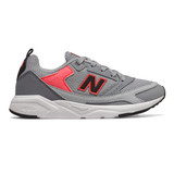 New Balance Kid's 45X - Silver Mink - YS45XLG1 - Profile