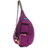 Kavu Mini Rope Bag - Violet - Front