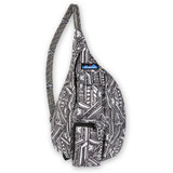 Kavu Mini Rope Bag - Beach Batik - Front