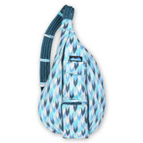Kavu Rope Bag - Blue Palette - Front
