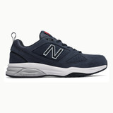 New Balance 623v3 Men's Suede Cross Trainer - Navy - Profile
