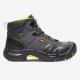 Keen Men's Logandale WP Boot (Steel Toe) - Raven / Black - 10178280 - Profile