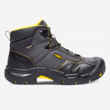 Keen Men's Logandale WP Boot (Steel Toe) - Raven / Black - 10178280 - Profile