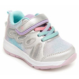 Stride Rite Light-Up Fly Away Sneaker - Multi - BG008701 - Angle