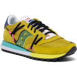 Saucony Jazz DST - Yellow / Blue - S70528-5 - Angle