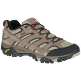 Merrell Men's Moab 2 Waterproof - Bark Brown - J08871 - Profile