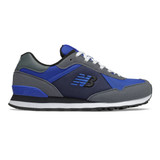 New Balance Men's 515 - Cobalt with Tidepool - ML515REE - Profile