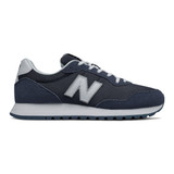 New Balance Men's 527 - Natural Indigo with White - ML527SMB - Profile