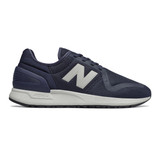New Balance Men's 247S - Pigment with Munsell White - MS247SH3 - Profile