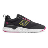 New Balance Women's Fresh Foam 515 Sport v2 - Black with Carnival and Sulphur Yellow - WS515OK2 - Profile