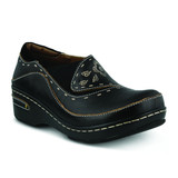 Spring Step Women's Burbank - Black - BURBANK/BLACK - Angle