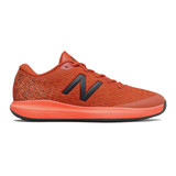 New Balance Men's FuelCell 996v4 - Dynamite with Green - MCH996D4 - Profile