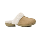 Powerstep Women's Fusion Slipper - Taupe - FUSION/TAUPE - Profile