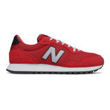 New Balance Men's 527 - Team Red with White - ML527SMD - Profile