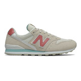 New Balance Women's 996 - Moonbeam with Off Road - wl996we - Profile