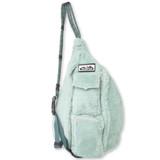 Kavu Mini Rope Fuzz Bag - Winter Green