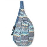 Kavu Rope Sling - Sky Diamonds - Front